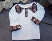 Giddyup Western Cowboy Toddler/Baby Shirt size 18-24months