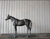 Cast Iron Horse // Large Doorstop