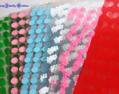 Party favor bags, gift bags, plastic bags