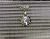 Abraham Lincoln Portrait Pin