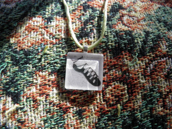 Lovely Irish Step Dancer Ghillie Shoe Glass Pendant-Perfect for St. Patrick's Day