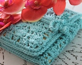 CROCHET PATTERN PDF Lily Crochet Hook Organizer - Original and Mini Sizes - Permission To Sell Finished Items - Instant Download