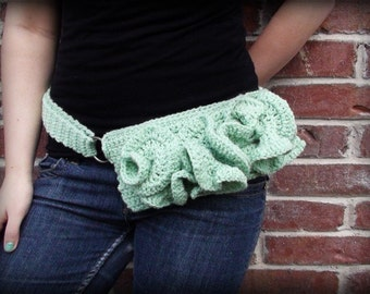 Instant Download - CROCHET PATTERN PDF - Claire Hip Pack - Permission To Sell Finished Items