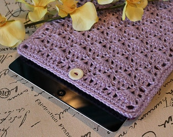 Instant Download - CROCHET PATTERN PDF iPad Case/Cover - Permission To Sell Finished Items