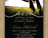 Simple Love Wedding Invitation Set