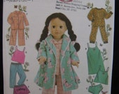 """simplicity Crafts 5276  18"""" fashion doll clothes"""