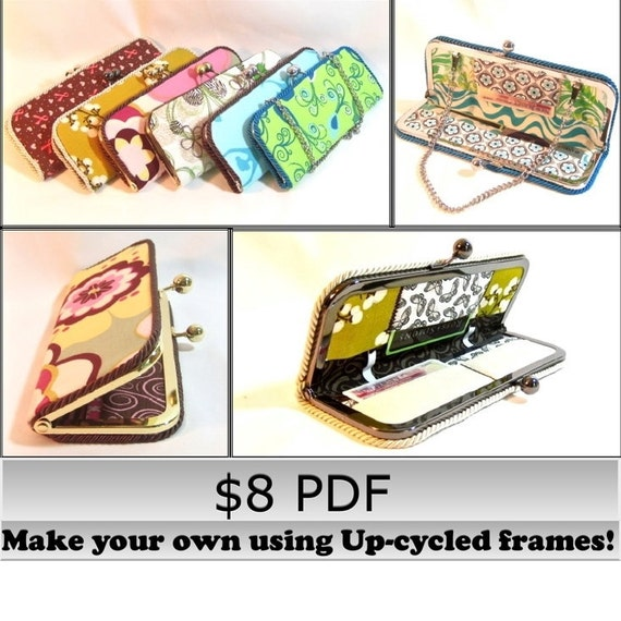Snappy(TM) Wallet Clutch PDF Tutorial