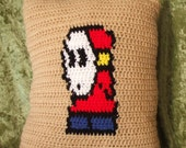 Shy Guy Pillow