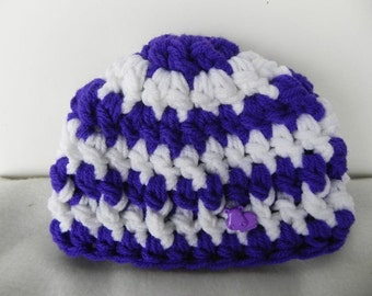 Shades Of Purple 5 Hats INVENTORY REDUCTION SALE Ready to Ship