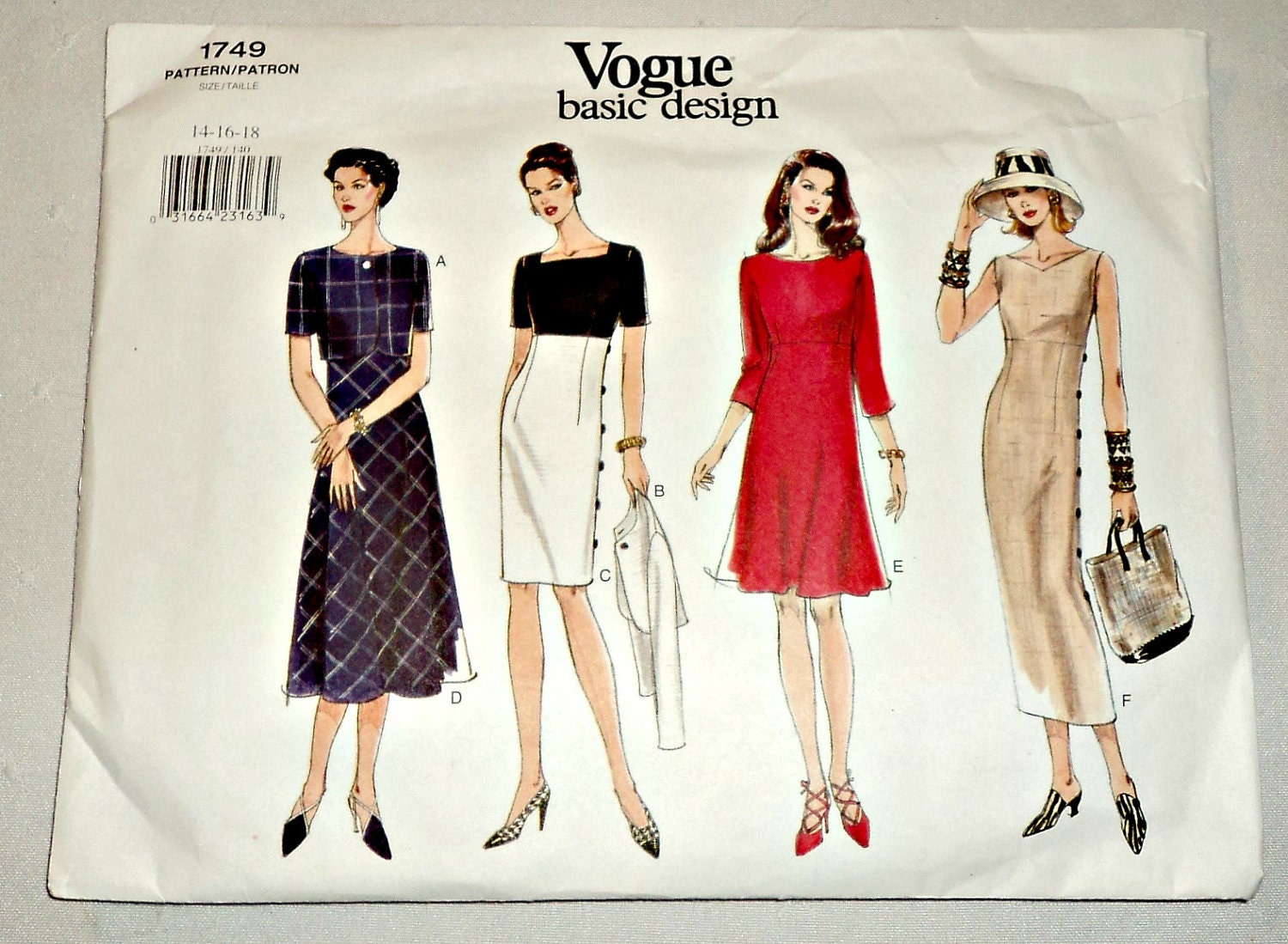 Vintage Vouge Patterns 38