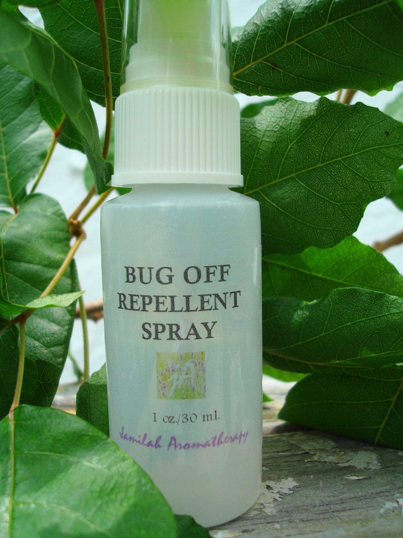 bug off repellant spray natural eco friendly outdoor