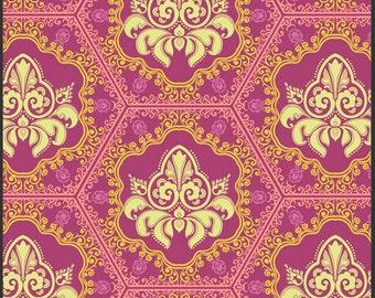 Rhapsodia Temple Tiles Inca by Art Gallery Fabrics 1 yard