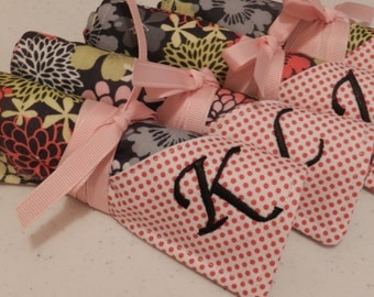 Personalized Jewelry Rolls in Any Quantity