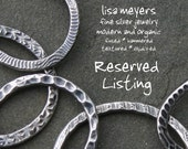 Reserved Listing for G. Carter
