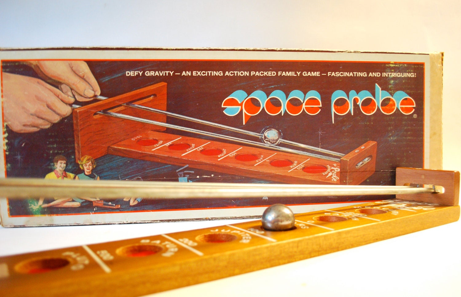 Space Probe Game IOB Great Shape 70's by WonderlandToys on ...