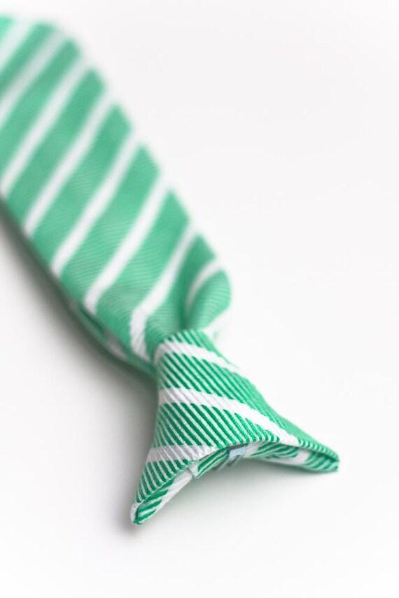 TENNYSON toddler or baby boy clip-on tie