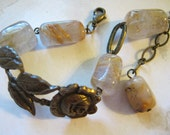 Rutilated Quartz Bracelet - janislogsdongems