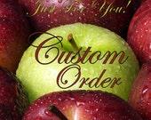 Custom Order for angelafeller126