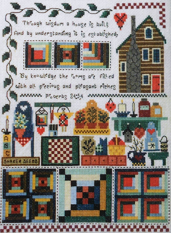 Charming Jeremiah Junction Log Cabin Quilt By