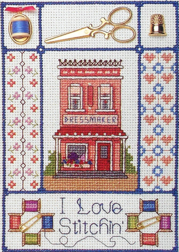 Bette Ashley Itchin To Stitch Charming Samplers STITCHER'S DELIGHT Suzanne McNeill - Counted Cross Stitch Pattern Chart