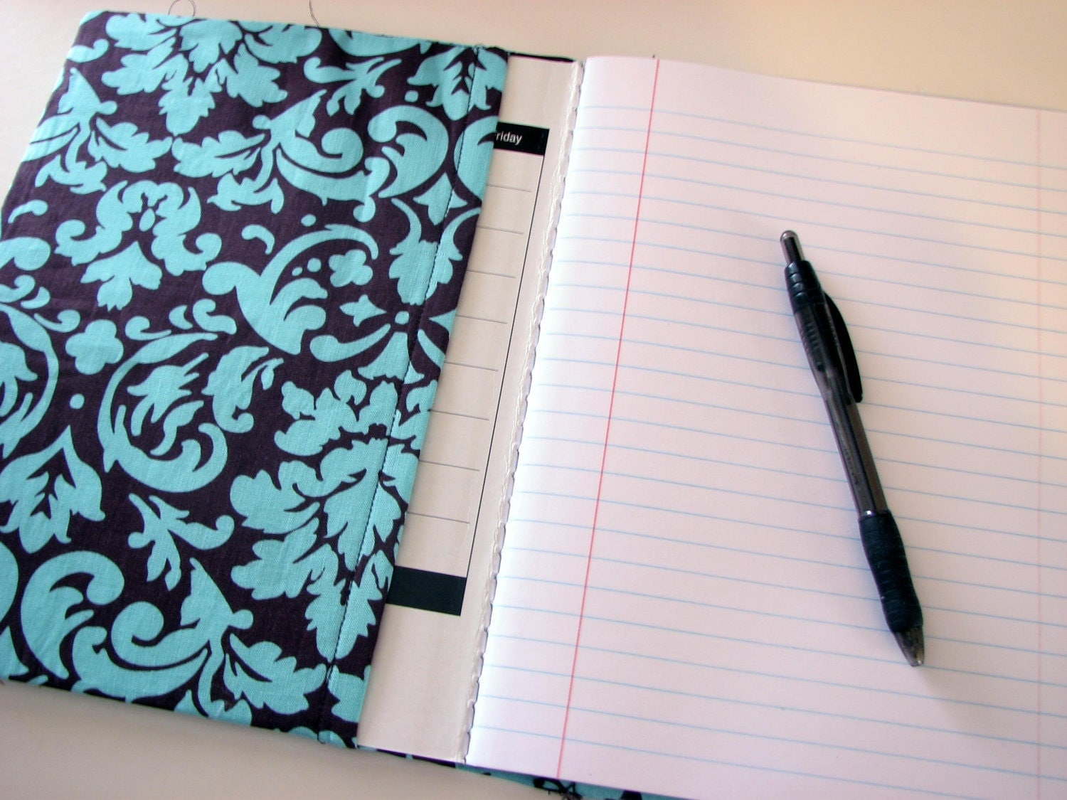 Notebook Cover Ideas : Composition notebook cover ideas chocolate and teal