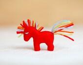 Pin horse