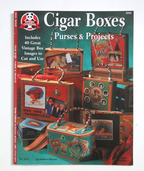 Cigar Boxes Purses & Projects by Delores Frantz