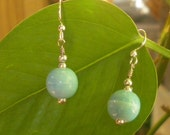 Adorable and Affordable Robin Egg Blue Earrings