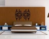 Ornate Art -Interior Design- Vinyl Wall Decal Sticker
