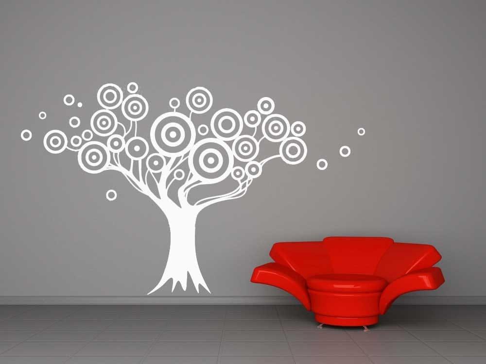target tree bulls eye bullseye decal vinyl sticker kids. Black Bedroom Furniture Sets. Home Design Ideas