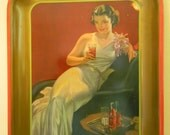 RESERVED - 1936 Coca Cola Tray