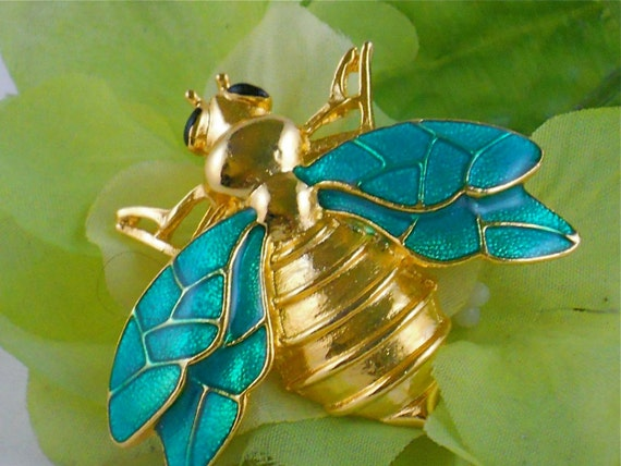Great Beetle Brooch Pin for your collection