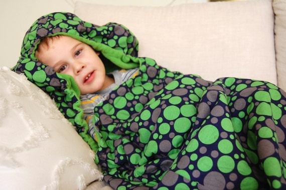 Childrens Sleeping Bag, PDF Sewing Pattern, Snuggle Sack