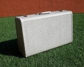 1950s SaMSoNiTe Streamlite Suitcase Travel Case