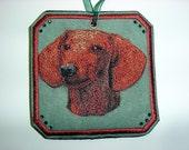 Dachsund Dog Ornament Unique