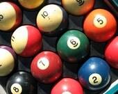 Vintage Billiard Balls Aramith Saluc Belgium Made Premier Standard Complete Set
