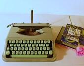 Vintage Hermes Rocket Typewriter Made in Switzerland