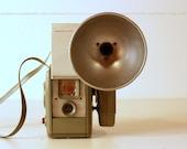 Vintage Anscoflex Twinlens Reflex Flash Attachment 620 Film 1954