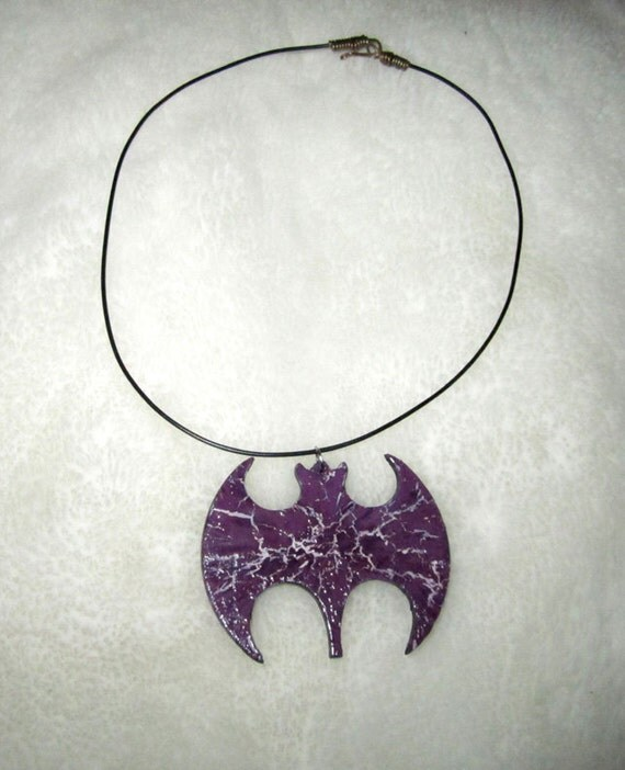 Going Batty Necklace