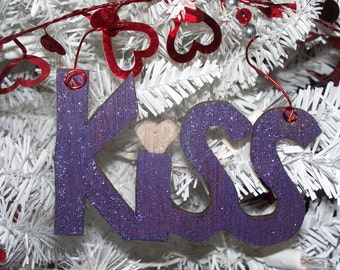 KISS Ornament