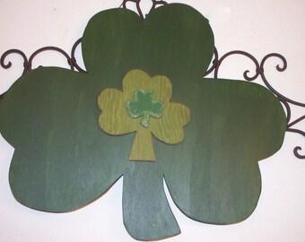 St Patricks Door Decor