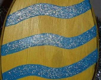 Swirled EGG Decoration