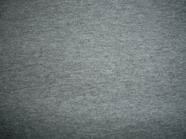 Heather Gray Sweatshirt Fleece Fabric .... 7/8 yard ...