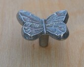Butterfly Cabinet Knob