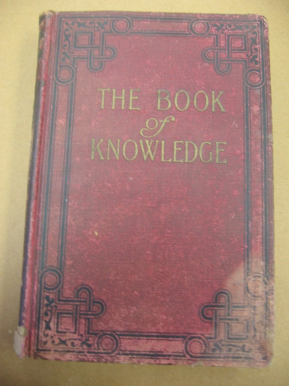 The Book of Knowledge 1918