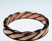 Viking/Celt copper ring