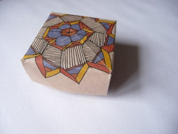 Hand Drawn Box