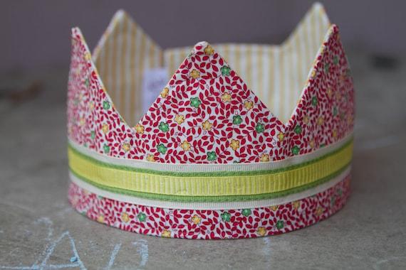 Fabric Crown - Princess Rhea