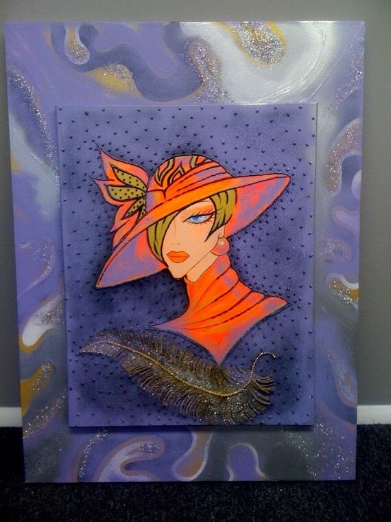 Abstract   Art   Collage   Painting