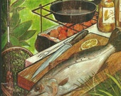 How To Cook Your Catch Vintage Cookbook Fish